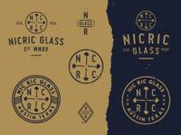 NicRic Glass