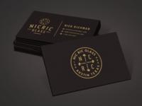 NicRic Glass cards