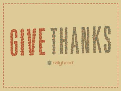 Give Thanks facebook header thanksgiving holiday header give thanks leaves leaf fall facebook rallyhood