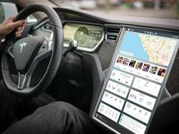 The Tesla Dashboard That Makes Sense