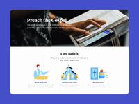 Gospel First