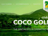 Golfing Tours Web