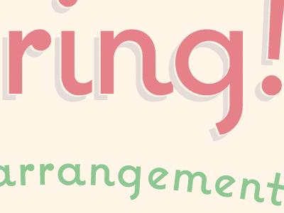ring! typekit