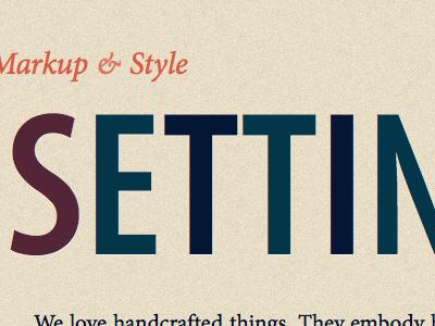 Settin by Tim Brown | Dribbble | Dribbble