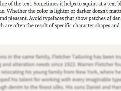 Squint typekit typekit practice source sans elena squint