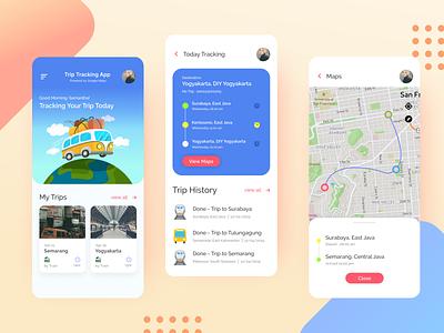 #Exploration   Track Location App branding uidesigns travelling product ios app design ui ux dribbble ux minimalist uidesign ui design ios app ios