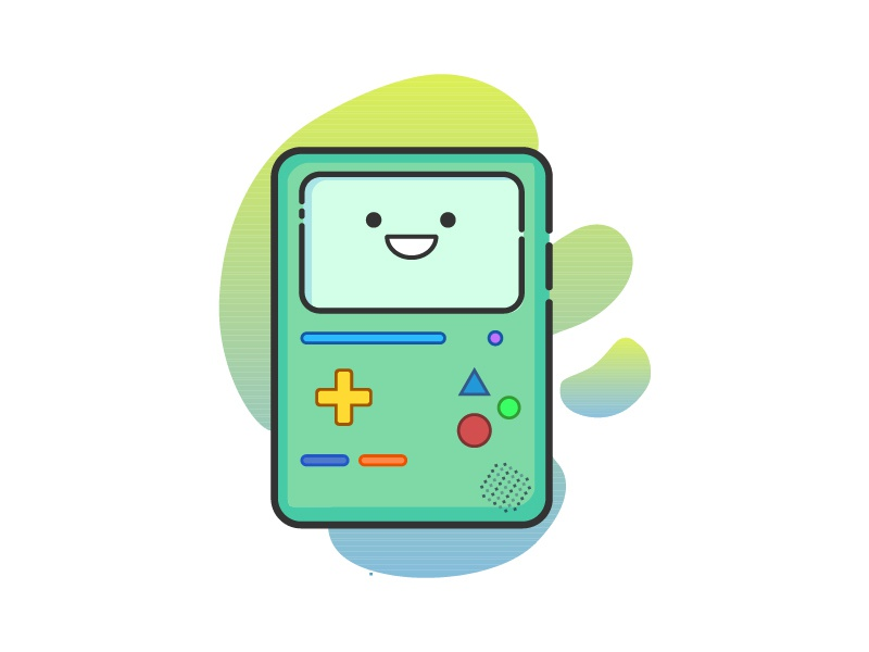 BMO Illustration