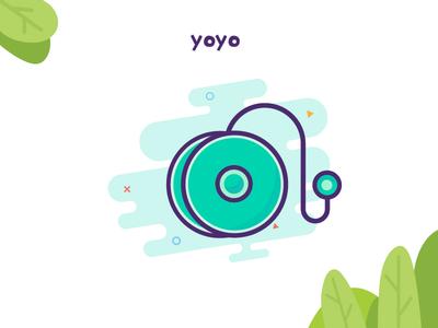Yoyo Illustration