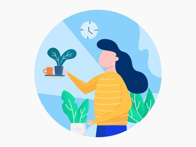 Gardening Illustrations