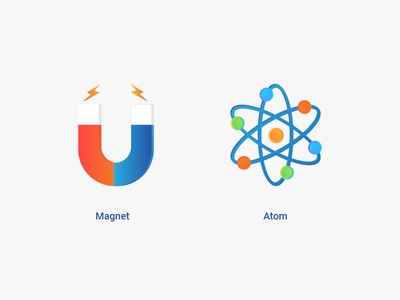 Science Icons chemistry biology mathematics icon design vector science iconography icon illustration education physics