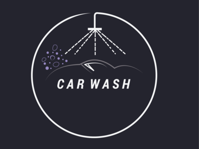 LOGO for a carwash.