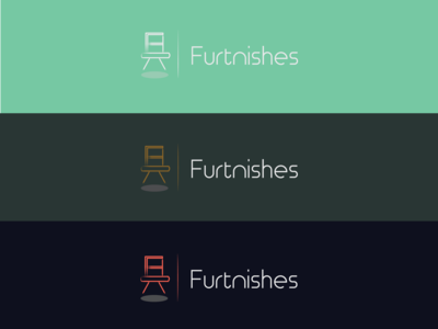 "Logo for Furniture company named ""Furtnishes"""