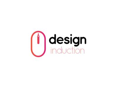 """""""Design Induction"""" Logo Design."""