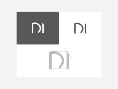 """Design Induction"" Logo Design no 2."