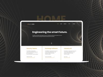 Landing Page (web design)