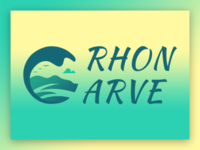 Logo Design for RHON ARVE TRAVEL