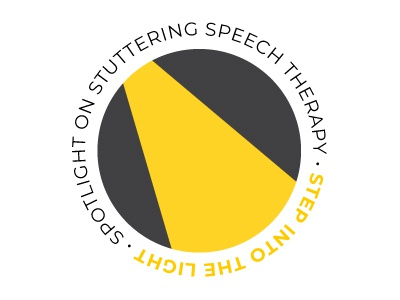 Spotlight on Stuttering Logo