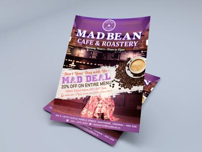 Madbean Flyer