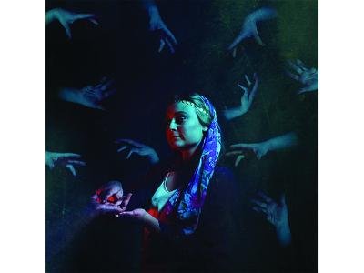 Fortune Teller Photography fortune teller photo image manipulated conceptual photography