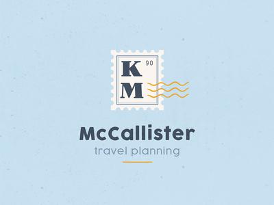 McCallister's Travel Planning Logo