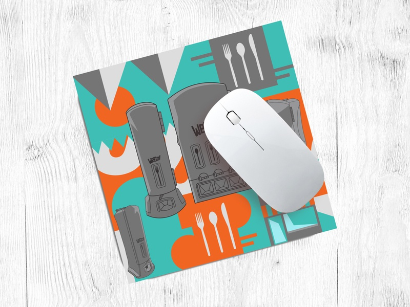 WeGo Mousepad