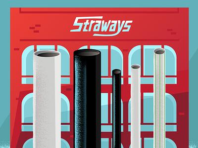 Straways Collection restaurant supply restaurant straws