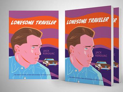 Lonesome Traveller american writer novel book cover beat generation jack kerouac