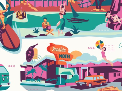 Vintage Vacation (detail)