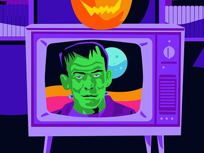 Halloween TV halloween