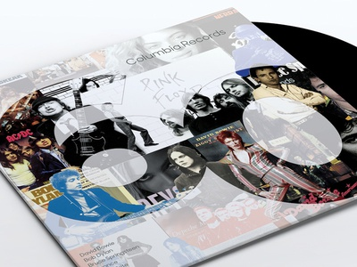 Columbia Records - 60 Years