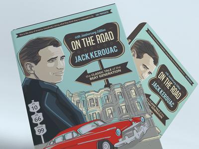 On The Road (Happy Birthday Jack Kerouac)