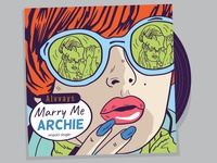 Marry Me Archie - Record Art
