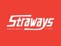 Logo Design for Straways Manufacturing