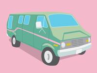The Green Van