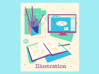 Nbillustrationdribbble