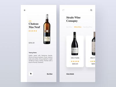 Artboard Copy wine shop app designer web ux ux ui design ui  ux design ui app 1st shot illustration app design