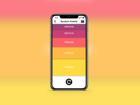 Day 060: Color Picker - Daily UI challenge