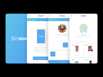 Nestle app proposal