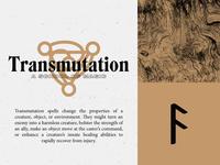 Transmutaion