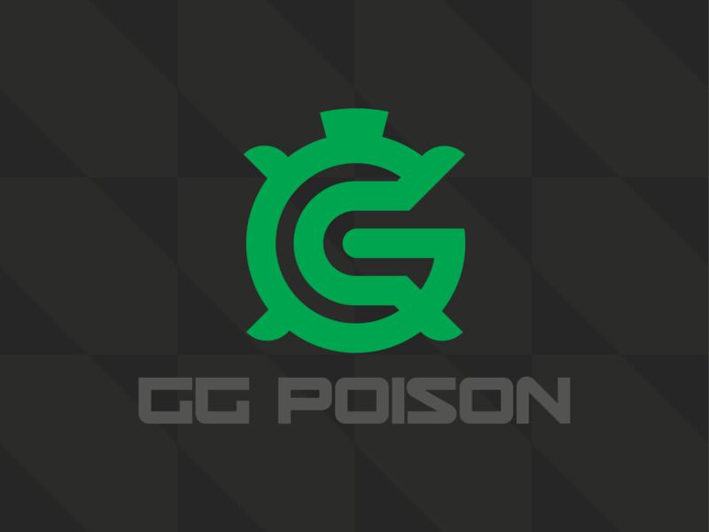 GG Poison Logo