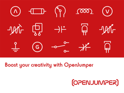 OPENJUMPER  Graphic Element