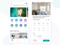 Unmanned Hotel APP