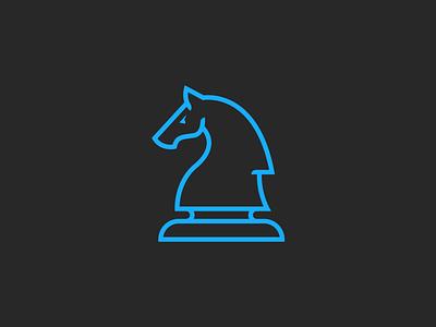 1h logo challenge #18 logoflow geometric logo horse logo minimal clean logo logotype challenge vector quickie logo design 1hlogochallenge