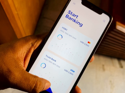 Banking App Prototype interactions animation illustration ui clean prototype pro banking app