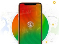 Starbucks new look - UI design