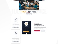 Landing Page For Orca