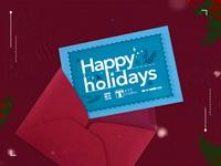 Happy Holidays from TTT Studios!