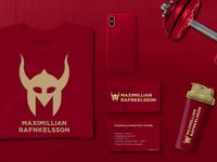 MAXIMILLIAN RAFNKELSSON ™ final logo design