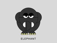 E for Elephant