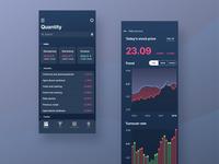 Stock Quantification Assistant App